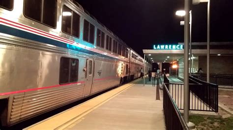 Amtrak Train Number 3, The Westbound Southwest Chief