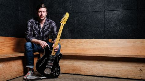 Wes Borland talks guitar gear, soundtracks and solo debut