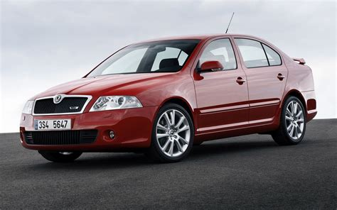 2004 Skoda Octavia RS - Wallpapers and HD Images | Car Pixel
