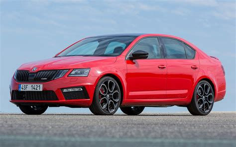 2017 Skoda Octavia RS 245 - Wallpapers and HD Images | Car