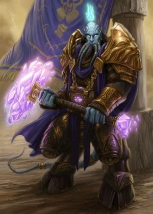 Paladin races - Wowpedia - Your wiki guide to the World of