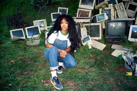 SZA: Breakout R&B Star Conquers Self-Doubt and Takes 'Ctrl