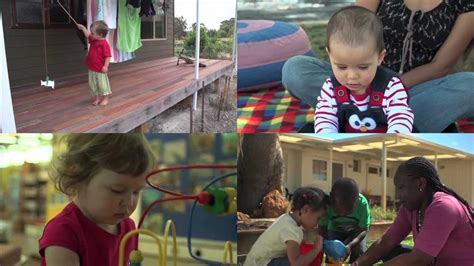 Ngala Building Brains for Children 0-3 years DVD Overview