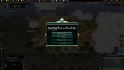 [Civ V] HOW TO: loot 8 great works of art/artifacts from