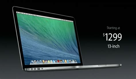 Apple refreshes MacBook Pro Retina laptops with Haswell