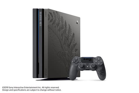 The Last of Us 2 Limited Edition PS4 Pro Console Revealed