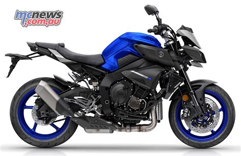 Yamaha MT-10 SP gets YZF-R1M supersport tech   Motorcycle