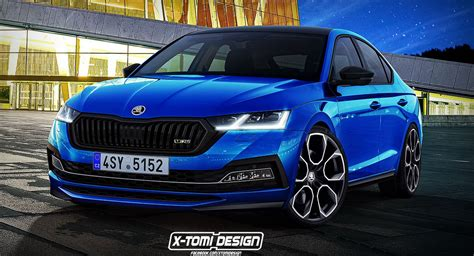2020 Skoda Octavia RS To Follow Cupra Leon's Footsteps And