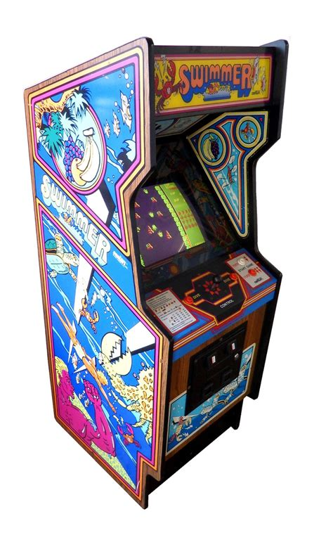 Swimmer Video Arcade Game for Sale | Arcade Specialties