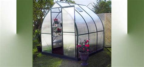 Small Gothic Greenhouse| Gothic Arch Greenhouses