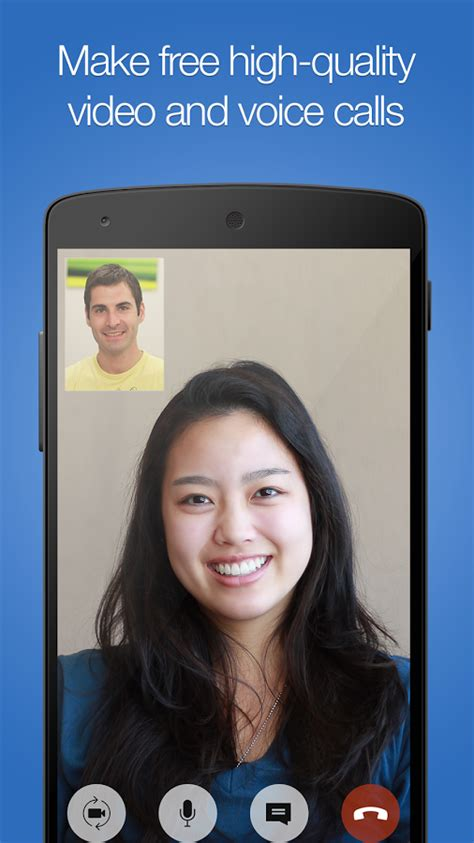 imo free video calls and chat for Android - Free download