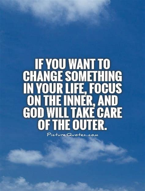 God Will Take Care Of You Quotes