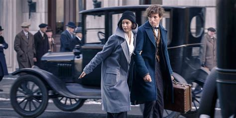 How the Fantastic Beasts Movies Differ from the Harry