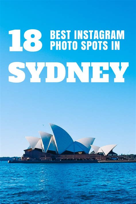 Instagrammable Places In Sydney: The 18 Best Photo Spots