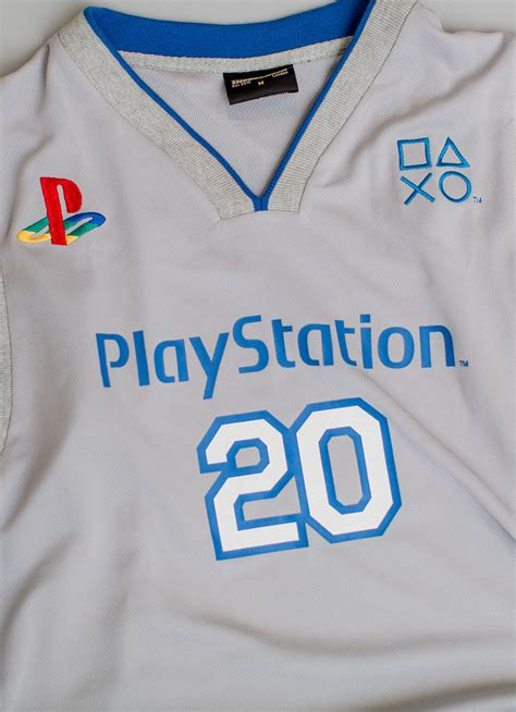 Officially Licensed PlayStation 20th Anniversary Fashion