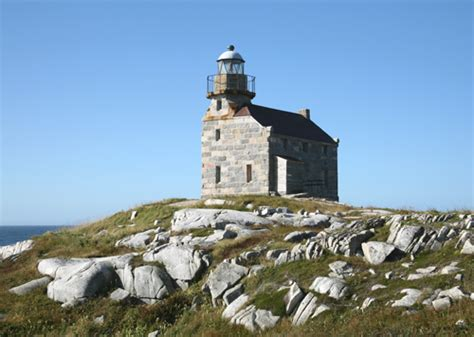 Rose Blanche Lighthouse, Newfoundland Canada at