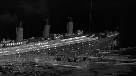 Titanic (1953) directed by Jean Negulesco • Reviews, film