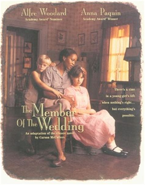 The Member of the Wedding   The Carson McCullers Project