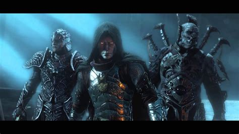 Official Shadow of Mordor Launch Trailer - YouTube