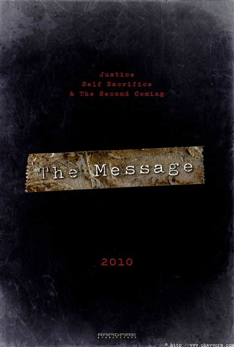 The Message (2012) - Thomas P Clay