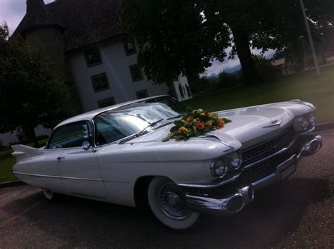 Limo1 · Cadillac 1959 weiss