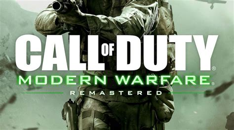 Call of Duty MW Remastered Announces New DLC in Support of