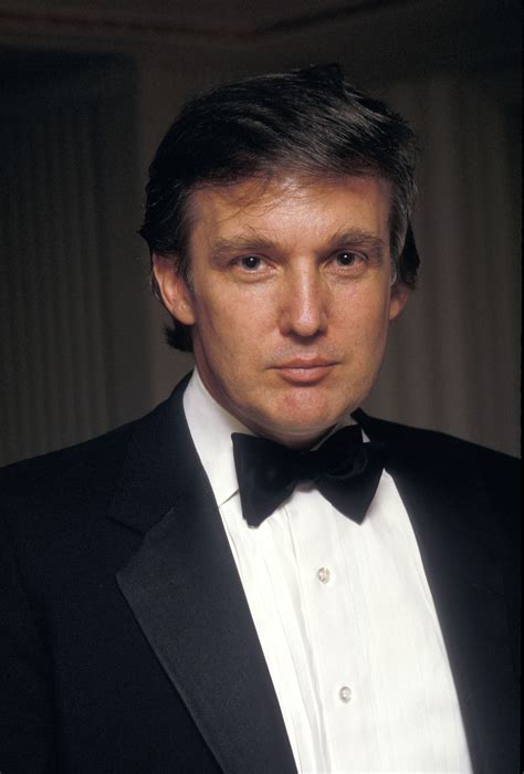 A Look At The Life Of Donald Trump Through The Years