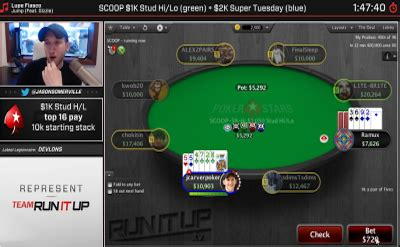 So you want to be a Twitch Poker streamer? – Run It Up