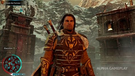 Middle Earth Shadow of War gameplay - YouTube