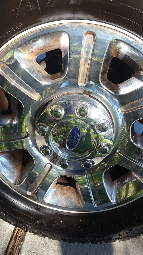 Rust on wheels - Ford F150 Forum - Community of Ford Truck