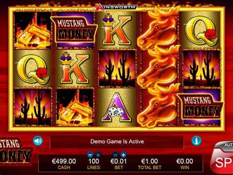 » Play Free Mustang Money™ Slot Online   Play all 4