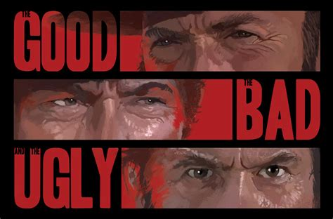 The Good, The Bad and The Ugly by Kwad-rat on DeviantArt