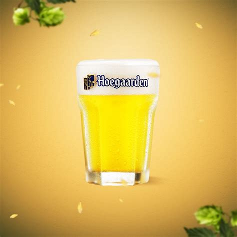Hoegaarden Glass 25 cl - APPERITIVO - Life never tasted so
