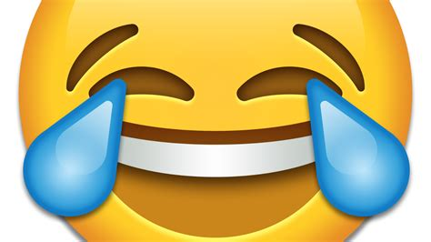 The 2015 Word Of The Year Is The 'Face With Tears Of Joy
