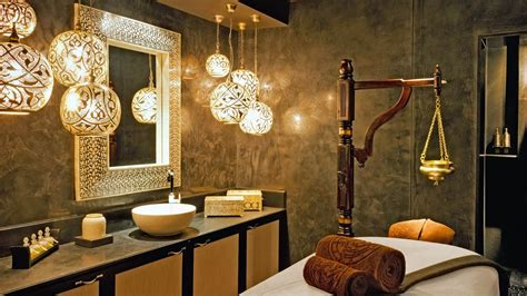 Treatments to try: Oud massage, Rocca hair treatment