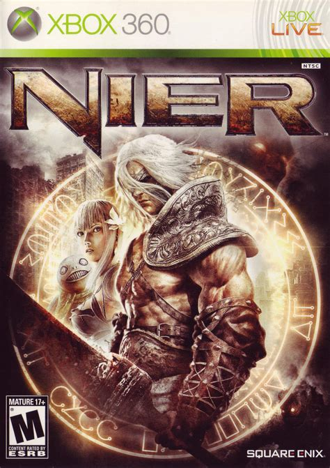 NieR for PlayStation 3 (2010) - MobyGames