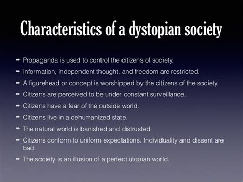 Image result for dystopian society examples   Dystopian
