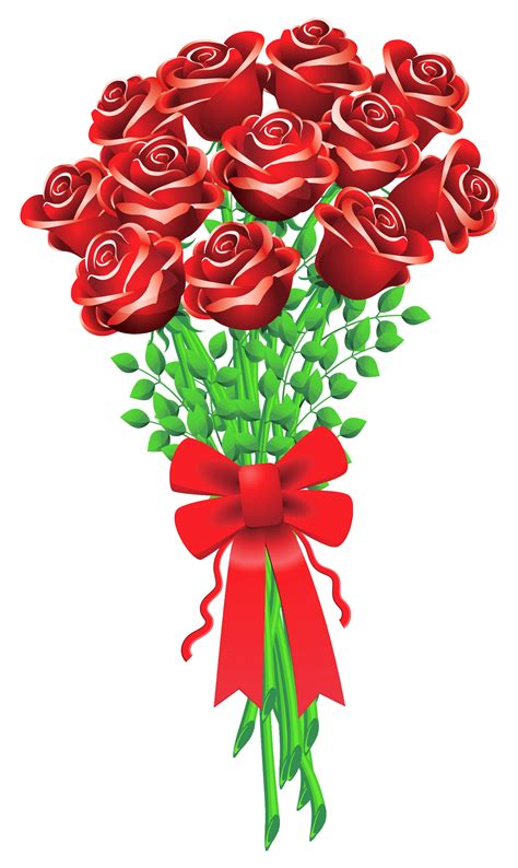 Roses red rose outline clipart free clipart images - Clipartix