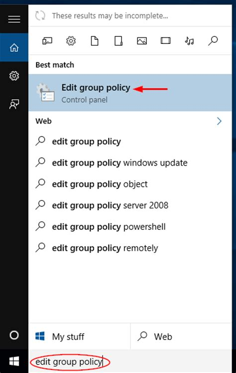 6 Ways to Open Local Group Policy Editor in Windows 10