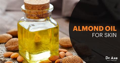 How to Use Almond Oil for Your Skin & Overall Health - Dr