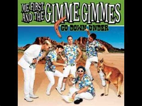 Me First And The Gimme Gimmes - All Out of Love - YouTube